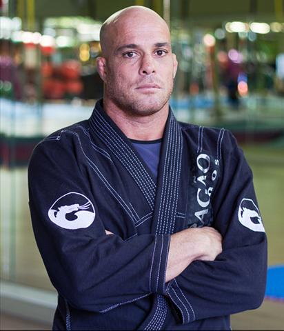 Mauro Sergio Jiu Jitsu Costa Rica Blackbelt